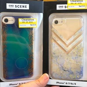 NWT iPhone 6/6s/7/8 Phone Cases